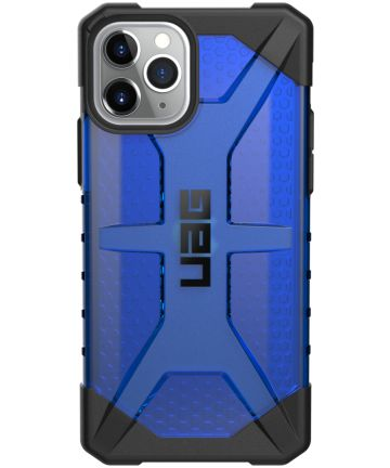Urban Armor Gear Plasma Apple iPhone 11 Pro Hoesje Cobalt Hoesjes