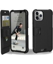 Urban Armor Gear Metropolis Apple iPhone 11 Pro Hoesje Zwart
