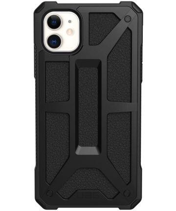 Urban Armor Gear Monarch Apple iPhone 11 Hoesje Zwart Hoesjes