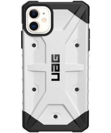 Urban Armor Gear Pathfinder Apple iPhone 11 Hoesje Wit Hoesjes