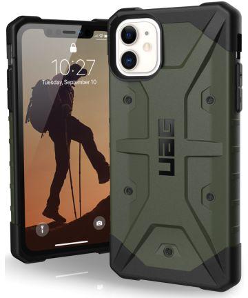 Urban Armor Gear Pathfinder Apple iPhone 11 Hoesje Groen Hoesjes