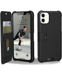 Urban Armor Gear Metropolis Apple iPhone 11 Hoesje Zwart