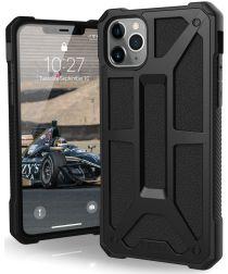 Urban Armor Gear Monarch Hoesje Apple iPhone 11 Pro Max Black