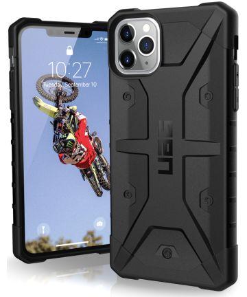 Urban Armor Gear Pathfinder Hoesje Apple iPhone 11 Pro Max Black Hoesjes