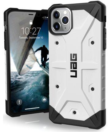 Urban Armor Gear Pathfinder Hoesje Apple iPhone 11 Pro Max White Hoesjes