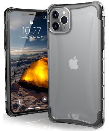 Urban Armor Gear Plyo Hoesje Apple iPhone 11 Pro Max Ice Hoesjes