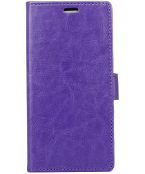 Samsung Galaxy Xcover 4(S) Portemonnee Hoesje Paars