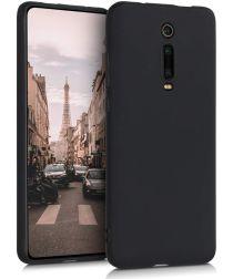Xiaomi Redmi Mi 9T Siliconen Hoesje Zwart