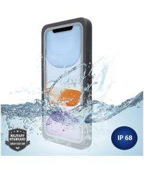 4smarts Active Pro STARK Waterbestendig Hoesje iPhone 11 Pro Max Zwart