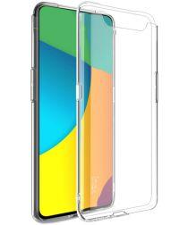IMAK UX-5 Series Samsung Galaxy A80 Hoesje Flexibel TPU Transparant