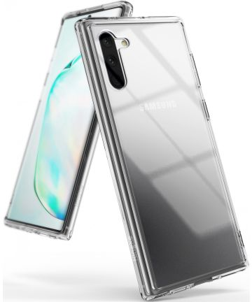Ringke Fusion Samsung Galaxy Note 10 Hoesje Transparant