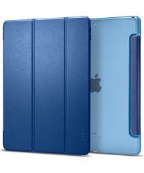 Spigen Smart Fold Hoesje met Standaard Apple iPad Air (2019) Blauw
