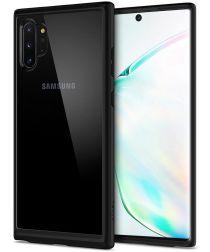 Spigen Ultra Hybrid Hoesje Samsung Galaxy Note 10 Plus Black
