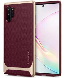Spigen Neo Hybrid Hoesje Samsung Galaxy Note 10 Plus Rood