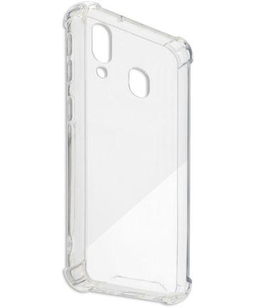 4smarts Ibiza Samsung Galaxy A40 Hoesje Back Cover Transparant Hoesjes