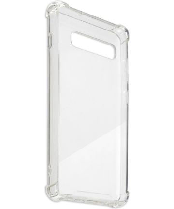 4smarts Ibiza Samsung Galaxy S10 Hoesje Back Cover Transparant Hoesjes
