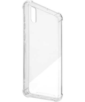 4smarts Ibiza Samsung Galaxy A10 Hoesje Back Cover Transparant Hoesjes