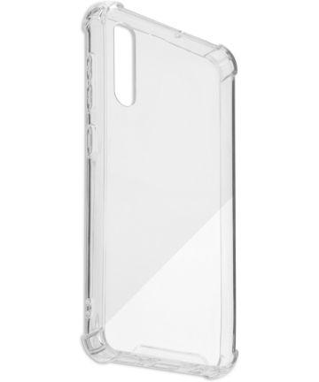 4smarts Ibiza Samsung Galaxy A50 Hoesje Back Cover Transparant Hoesjes