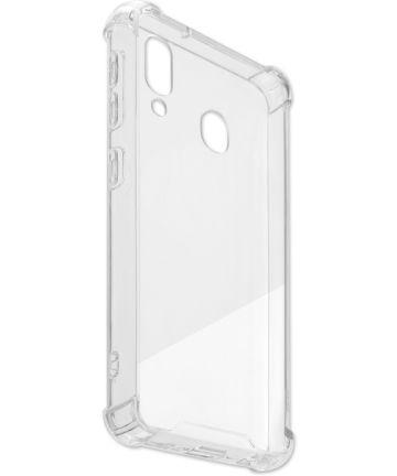 4smarts Ibiza Samsung Galaxy A20E Hoesje Back Cover Transparant Hoesjes