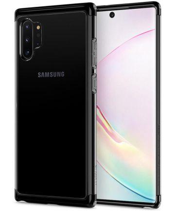 Spigen Neo Hybrid NC Hoesje Samsung Galaxy Note 10 Plus Zwart Hoesjes