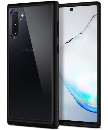 Spigen Ultra Hybrid Hoesje Samsung Galaxy Note 10 Zwart Hoesjes