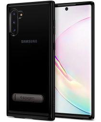 Spigen Ultra Hybrid S Hoesje Samsung Galaxy Note 10 Zwart