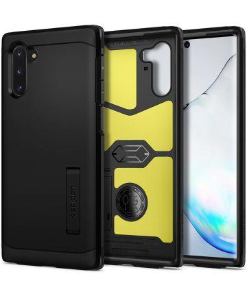 Spigen Tough Armor Hoesje Samsung Galaxy Note 10 Zwart