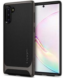 Spigen Neo Hybrid Hoesje Samsung Galaxy Note 10 Gunmetal