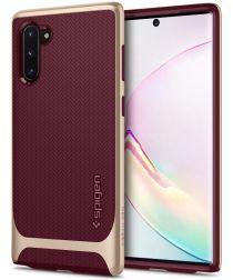 Spigen Neo Hybrid Hoesje Samsung Galaxy Note 10 Rood