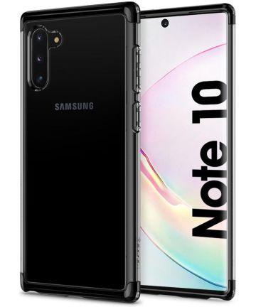 Spigen Neo Hybrid NC Hoesje Samsung Galaxy Note 10 Zwart Hoesjes