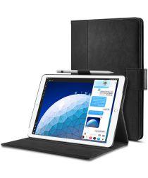 Spigen Stand Folio Apple iPad Air (2019) Hoes Zwart