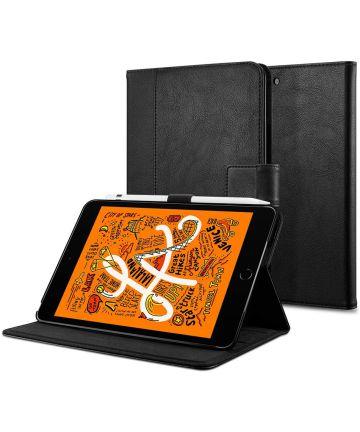 Spigen Stand Folio Apple iPad Mini 5 Zwart Hoesjes