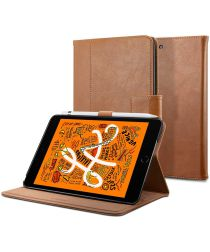 Spigen Stand Folio Apple iPad Mini 5 Bruin