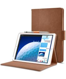 Spigen Stand Folio Apple iPad Pro 10.5 (2017) Bruin