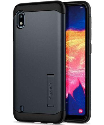 Spigen Slim Armor Hoesje Samsung Galaxy A10 Zwart Hoesjes