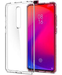 Spigen Liquid Crystal Hoesje Xiaomi Mi 9T (Pro) Transparant
