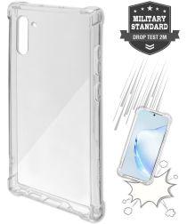 4smarts IBIZA Transparante Samsung Galaxy Note 10 Back Cover
