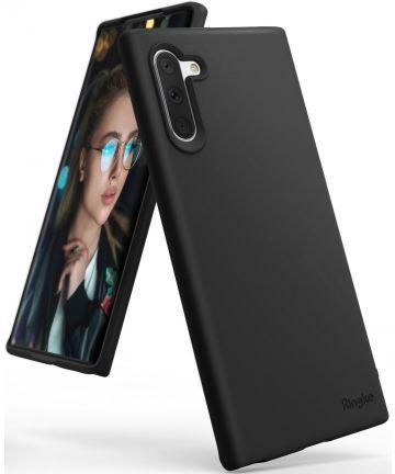 Ringe Air S Samsung Galaxy Note 10 Hoesje Zwart