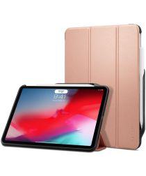 Spigen Smart Fold 2 Hoes Standaard iPad Pro 11 (2018) Roze