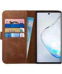 Samsung Galaxy Note 10 Plus Leren Hoesjes