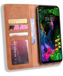 LG G8S ThinQ Book Cases & Flip Cases