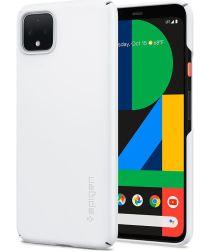 Spigen Thin Fit Google Pixel 4 Hoesje Wit