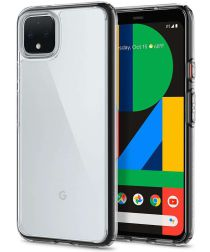 Spigen Ultra Hybrid Hoesje Google Pixel 4 Transparant