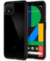 Spigen Ultra Hybrid Hoesje Google Pixel 4 Zwart