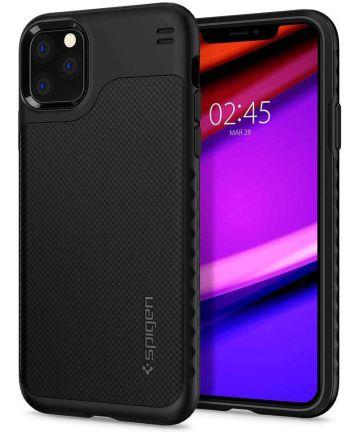 Spigen Hybrid NX Hoesje Apple iPhone 11 Pro Max Zwart Hoesjes