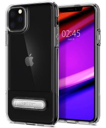 Spigen Slim Armor Hoesje Essentail S iPhone 11 Pro Max Transparant