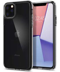 Spigen Crystal Hybrid Hoesje Apple iPhone 11 Pro Max Transparant