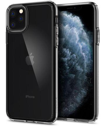 Spigen Ultra Hybrid Hoesje Apple iPhone 11 Pro Max Transparant Hoesjes