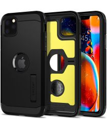 Spigen Tough Armor Hoesje Apple iPhone 11 Pro Max Zwart