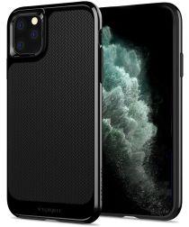 Spigen Neo Hybrid Hoesje Apple iPhone 11 Pro Max Zwart